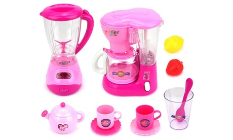 Mini Dream Kitchen 2 Pretend Play Toy Kitchen Appliances Playset 12d98f17-1147-410a-a746-28763e2a4409