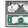 1899 $1 Large-Size Silver Certificate, Black Eagle Rare