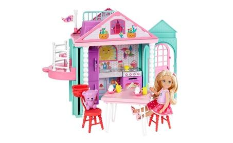 Barbie Club Chelsea Playhouse Playset 4a4d9220-8cb3-4485-bf94-4c7e54ae36a9