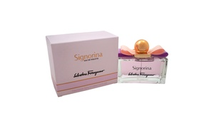 Signorina by Salvatore Ferragamo for Women - EDT Spray