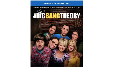 Big Bang Theory: The Complete Eighth Season 6dad0055-436d-4d7d-aa59-7469553aea79