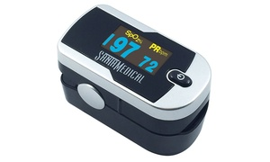 Santamedical SM-1100S Generation 2 OLED Fingertip Pulse Oximeter