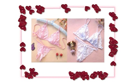 Sexy Women Lingerie Blossom Lace Bikini Bra Special For Valentine Day d7ae4be0-88cc-4d1e-8931-2f6178c2a46d