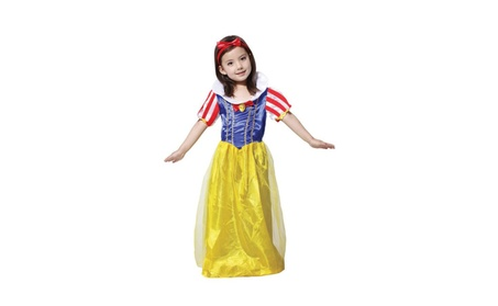 Snow White Princess Dresses/Children 'S Performance Costumes/Cosplay 10213ef6-4f43-4d6f-a617-2f3d516f4565