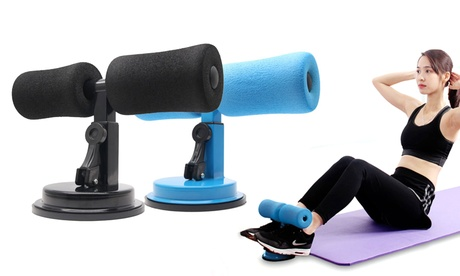 Sit Up Bar with Suction cup Abdominal Muscle Training Body Stretching Equipment