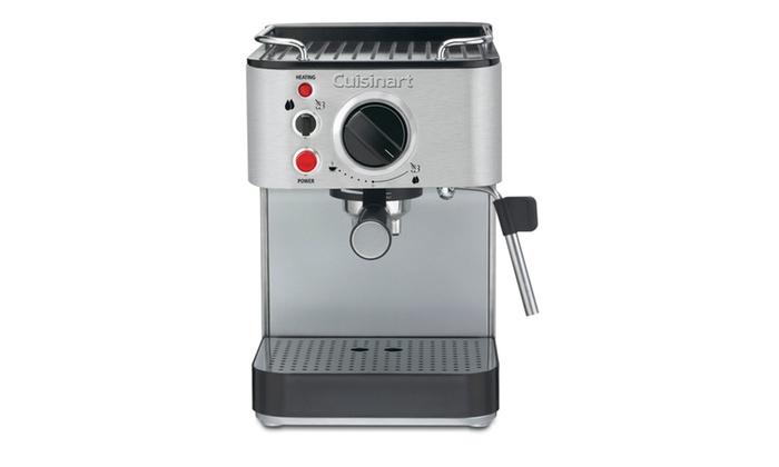 Coffee Maker Groupon : Espresso Maker Groupon