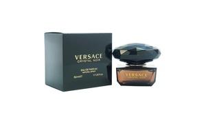 Versace Crystal Noir Fragrance for Women (Multiple Sizes Available)