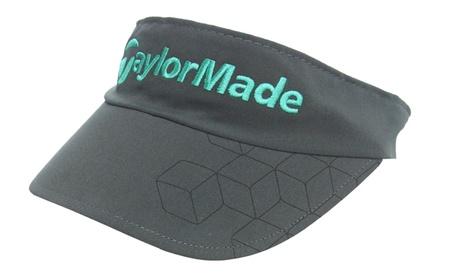 TaylorMade Golf Women's Tour Visor, Gray 662bc4e5-58a4-46b6-a1bb-8f19f0bb0100