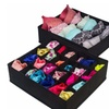 Sorbus Foldable Drawers Set of 4 Closet Organizer or Under the Bed