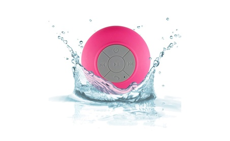 Waterproof Smart Bluetooth Speaker for Shower 7373d4c1-1131-4a70-86e2-9afad85bee65