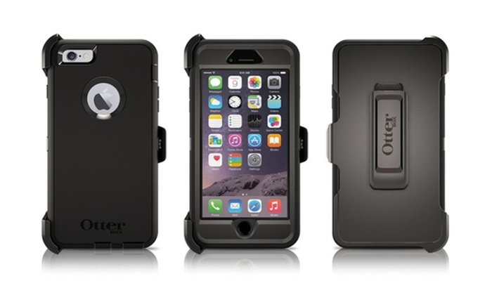 Otterbox Commuter or Defender Series Cases for iPhone6  iPhone6 Plus