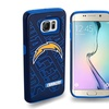 San Diego Chargers Dual Hybrid 2-Piece Samsung Galaxy S6 Edge Cover-TP