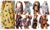 Haute Edition Women's Lightweight Summer Kimono Cover Up Cardigans