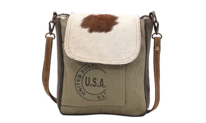 Myra Bag Usa Stamp Upcycled Canvas Cowhide Crossbody Bag S 1462 Groupon Alibaba.com offers 564 cheap mesh tote bags products. myra bag usa stamp upcycled canvas cowhide crossbody bag s 1462