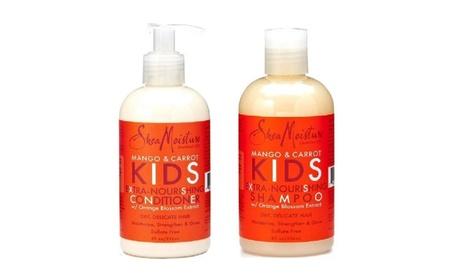 Mango & Carrot Kids Shampoo and Conditioner Set 7608b92d-1c13-4bac-8116-1b3eff3ba30f
