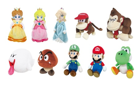 Little Buddy Super Mario All Star Plush Toys - 10 Characters Available 0cd4d16a-735a-4987-a0ba-62a1010be79a