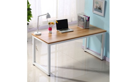 Wooden Computer Desk Writing Table Home Office Furniture