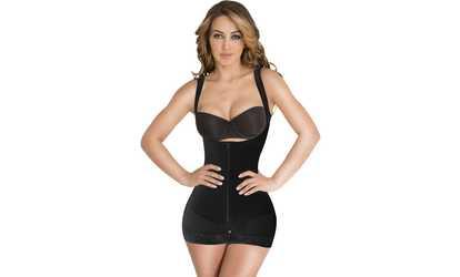 07b972f1c1f50 Shop Groupon Butt Lifter Enhancer Slimming Powernet Body Shaper Fajas  Colombianas