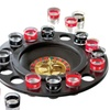 Drinking Game Glass Roulette Drinking Game Set