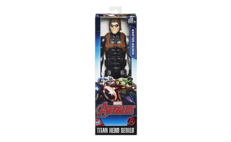 """Marvel Titan Heroe Series 12"""" Winter Soldier Action figure 54c25f80-a955-42db-9af7-aa64af17e40c"""