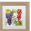 Color Bakery 'Wines of Paris I' Matted Birch Framed Art