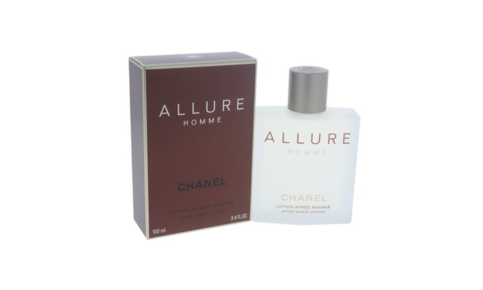30e5eaaead87 Chanel Allure After Shave | Groupon