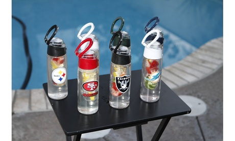 NFL Infuser Sport Bottle photo