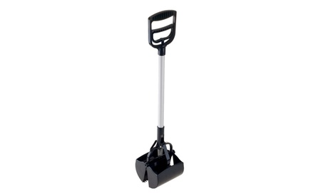 PETMAKER Portable Heavy Duty Spring Load Action Jumbo Pooper Scooper 3739e489-0ee2-4d98-8cef-073d00160453