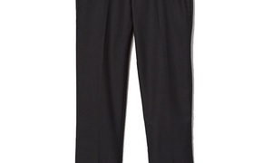 Elie Milano Italy solid Boy's Dress Pants slacks