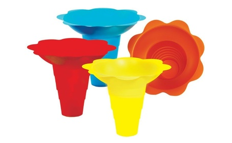 Paragon - Manufactured Fun 6504 Large Flower Drip Tray Cups 0a9b129e-8760-4856-8832-1348141dc816