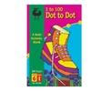 Buki Medium Activity Book 1  100 Dot to Dot Shoe