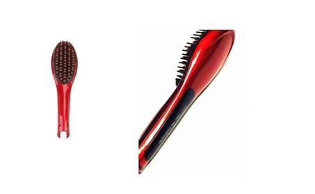 1 or 2 Packs New Fashonable High Quality Red Hair Straightener Brush 8fcea279-9123-4a7c-b633-ac38589353c8