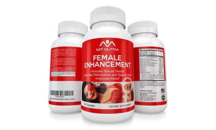 Sexual enhancement vitamins for women