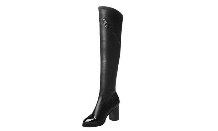 Women's Ladies  Simple Fashion Boots Shoes