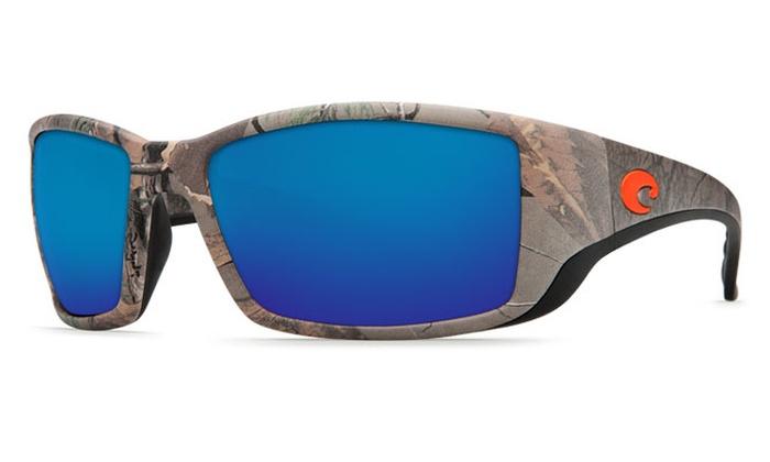 00d69b635e Costa del Mar Blackfin Men Sunglasses BL 69 OBMP Realtree   Blue 580P  Polarized