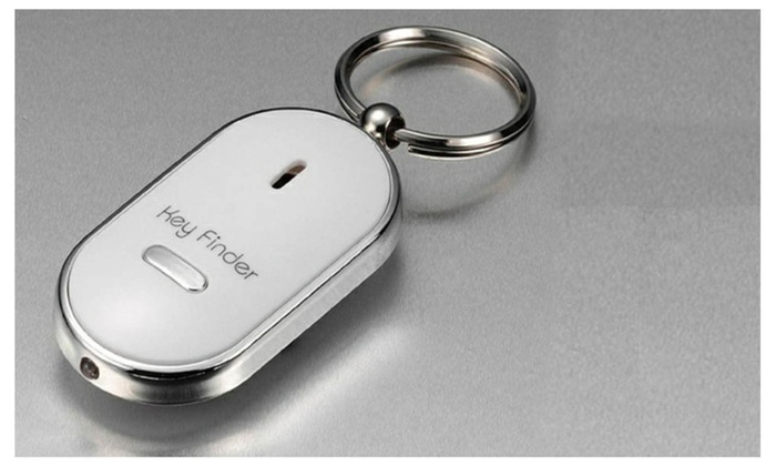 Elegant Design Alarm Locator Tracker Lost Keys Finder Whistle Sound