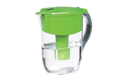 Brita 35378 Grand Green Water Pitcher b8a79019-314d-493b-b1fc-3f69ffa3c27d
