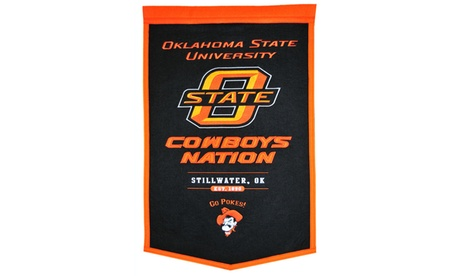 Winning Streak - NCAA Power House Banner, Oklahoma State Cowboys 80825805-46f4-4f16-a7ef-a2aa018abdd2