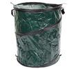 Wakeman Outdoors Pop Up 33 Gallon Camping Garbage Can Trash Bin