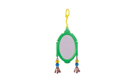 "Toy - 5"" X 2"" Jw Fancy Mirror Bird Pet - Activitoys 9db33cfe-9c1d-4973-a15d-1c94bf772d9c"