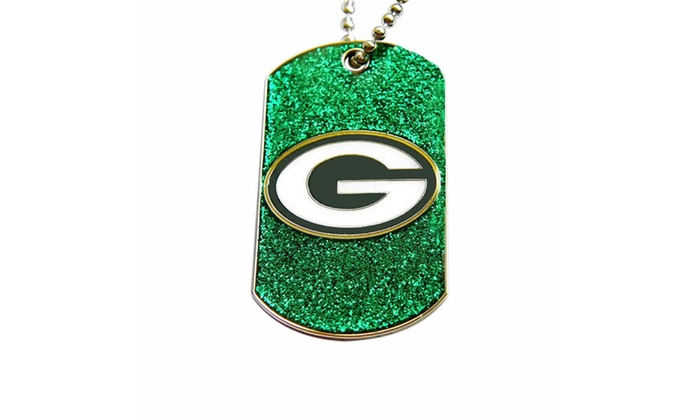 Green Bay Packers Dog Fan Tag ...