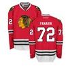 Artemi Panarin Chicago Blackhawks Home Red Premier Jersey