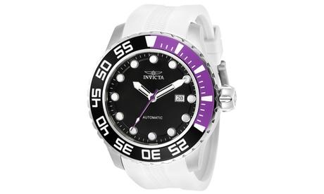 Invicta Pro Diver Men's White Silicone Strap Watch d8cd1904-c617-4e51-b546-9bc1d4e4f2eb