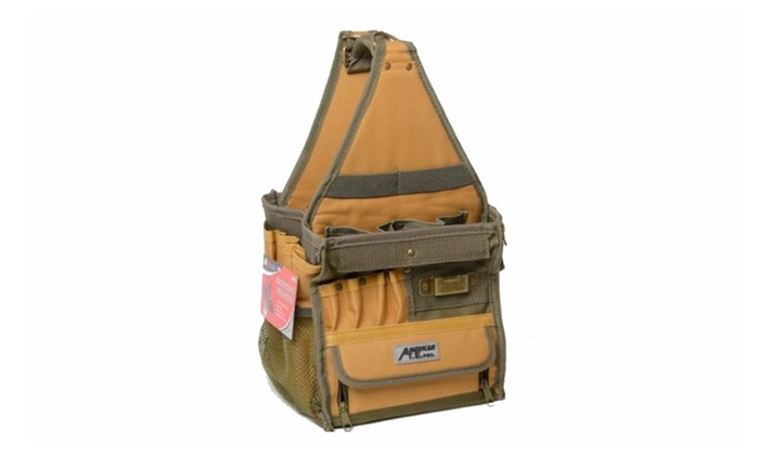 Heavy Duty Canvas Tool Bag