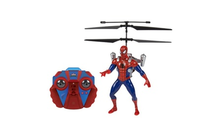 World Tech Toys 34878 Spiderman IR Helicopter fee674a9-d5e0-4207-8d34-f2a59e1711fb