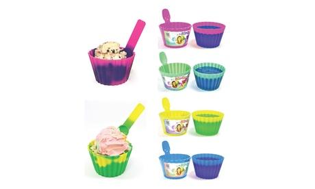 Color Change Ice Cream Bowls: set of 4 fbfdb47e-66bb-45da-a29f-0321874d34ca