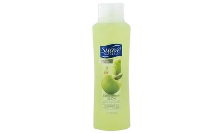Suave Suave Naturals Juicy Green Apple Shampoo Unisex 12 oz Shampoo e3fc9e33-547c-4c6b-888c-e64683e051f1