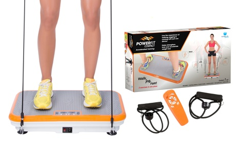 Full Body Vibration Exercise Platform Machine with Remote ccfc2c17-559c-4e88-8df2-a5ed7d03d263