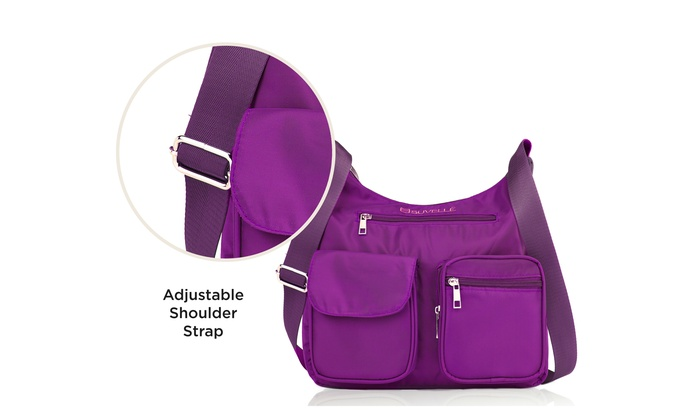a3060f75e Up To 67% Off on Suvelle Lightweight Carryall ...   Groupon Goods