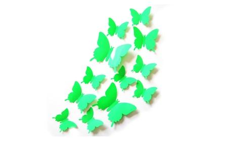 Beautiful 3D Effect Butterfly Wall Art DIY Wall Art 8e17968a-d8dd-4343-9a99-3497537b7dd0